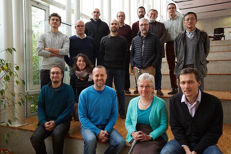 Équipe Géodynamique de l'ISTO